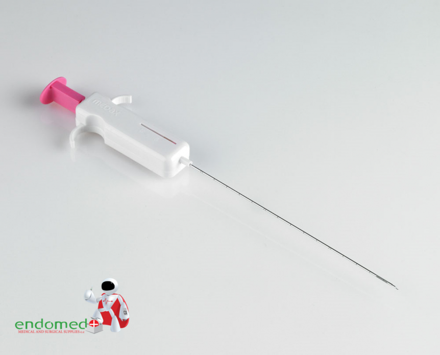 Biopsy Needle Semi-Automatic spring loaded