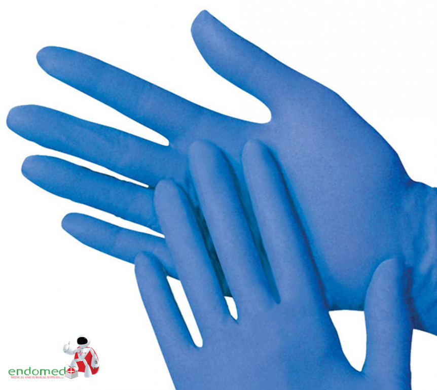 Examination Gloves - Nitrile Powder (Latex Free)