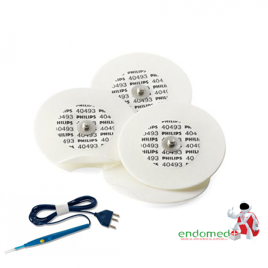 ECG Electrodes and Diathermy pencil